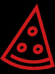 pizza brodetto